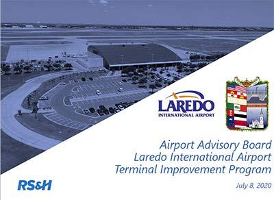 Terminal Improvement Program Cover